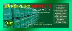 Hệ thống cửa hàng phân phối gas Hanoipetro
