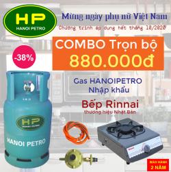 Commbo ưu đãi Rinnai 150G