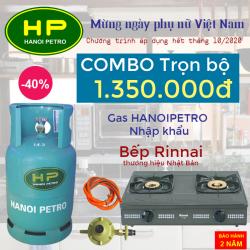 Commbo ưu đãi Rinnai 367RV